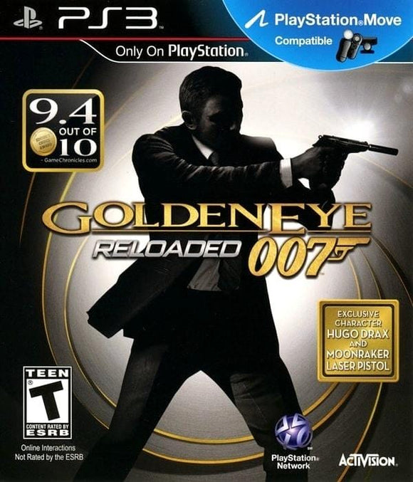 007 GoldenEye Reloaded Sony PlayStation 3 - Gandorion Games