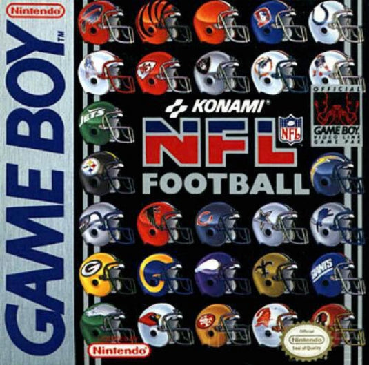 NFL Football Nintendo Game Boy - Gandorion Games