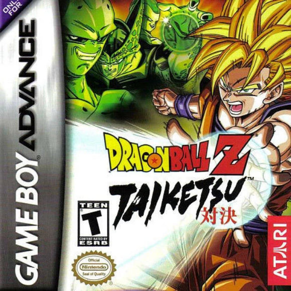 Dragon Ball Z Taiketsu Nintendo Game Boy Advance - Gandorion Games