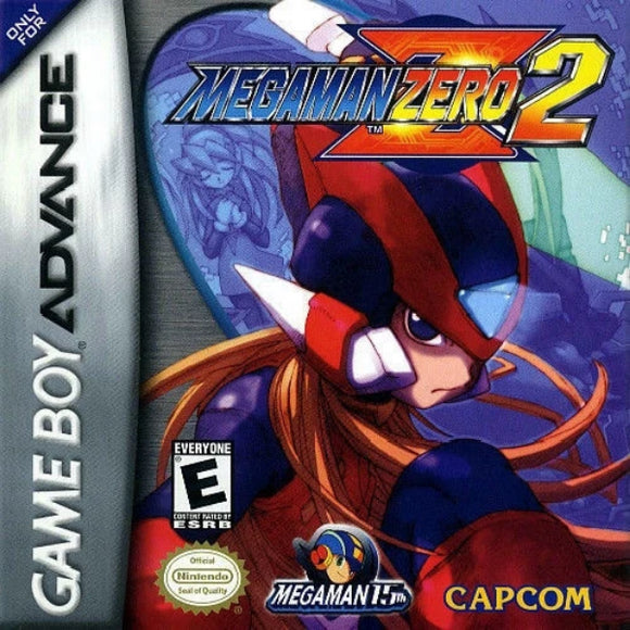 Mega Man Zero 2 Nintendo Game Boy Advance - Gandorion Games