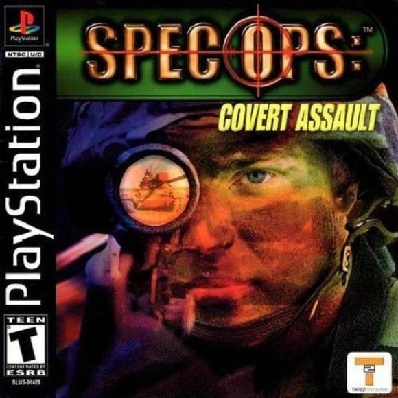 Spec Ops: Covert Assault Sony PlayStation - Gandorion Games