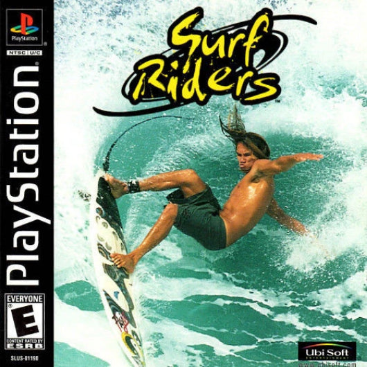 Surf Riders PlayStation Game