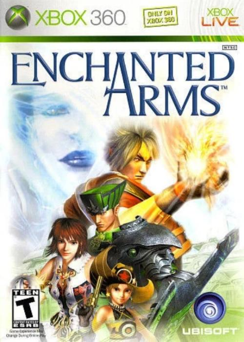 Enchanted Arms Xbox 360 - Gandorion Games