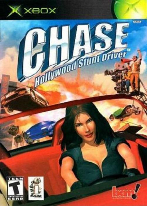 Chase Hollywood Stunt Driver Microsoft Xbox Game