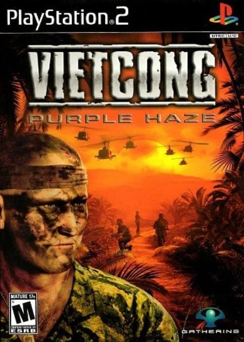 Vietcong: Purple Haze PlayStation 2 Game - Gandorion Games