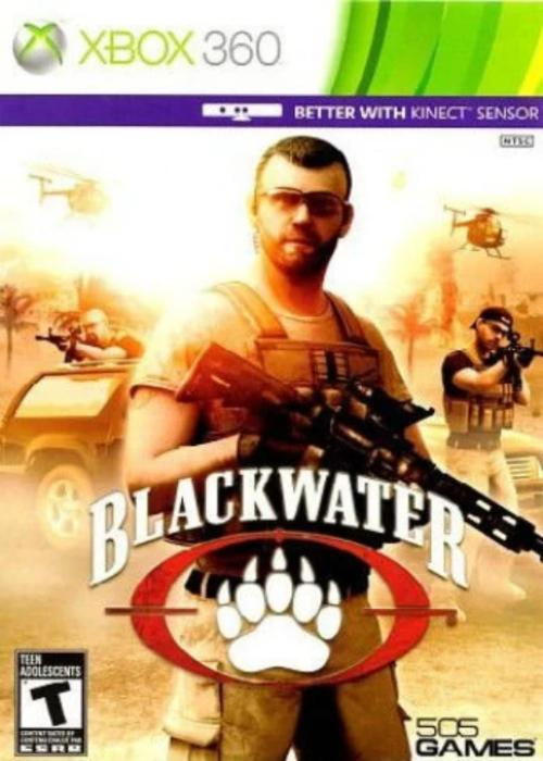 Blackwater Xbox 360 - Gandorion Games