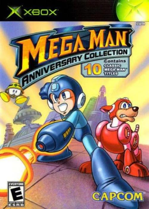 Mega Man Anniversary Collection Xbox - Gandorion Games