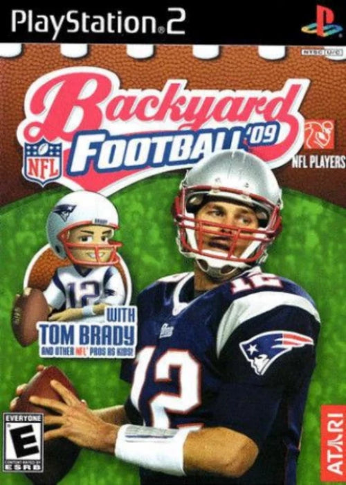 Backyard Football 09 PlayStation 2 - Gandorion Games
