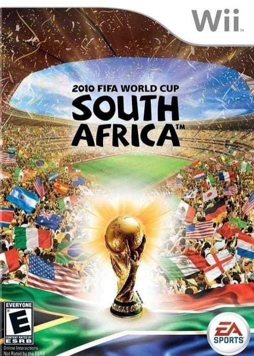 2010 FIFA World Cup South Africa Nintendo Wii Game - Gandorion Games