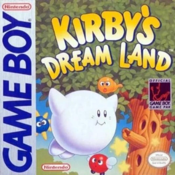 Kirby's Dream Land Nintendo Game Boy - Gandorion Games