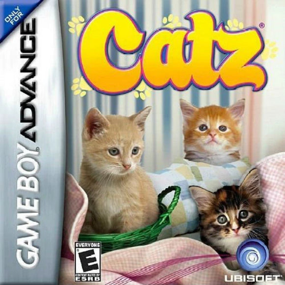 Catz Game Boy Advance - Gandorion Games