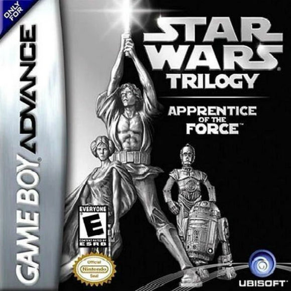 Star Wars Trilogy Apprentice of the Force Nintendo Game Boy Advance - Gandorion Games