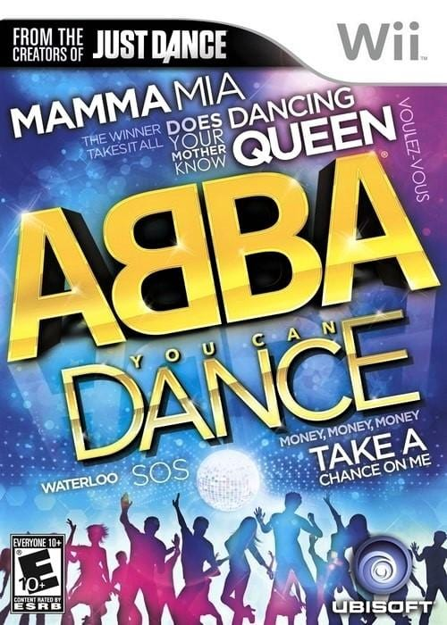 ABBA You Can Dance Nintendo Wii Game - Gandorion Games