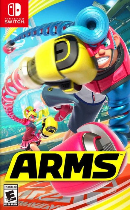 ARMS Nintendo Switch - Gandorion Games