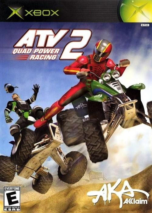 ATV Quad Power Racing 2 Microsoft Xbox - Gandorion Games