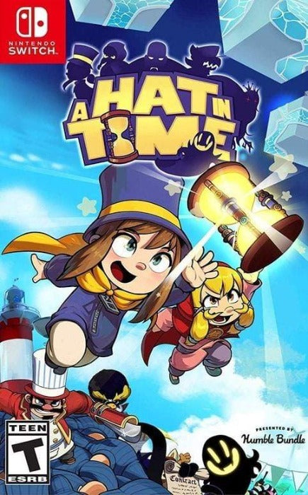 A Hat In Time Nintendo Switch - Gandorion Games