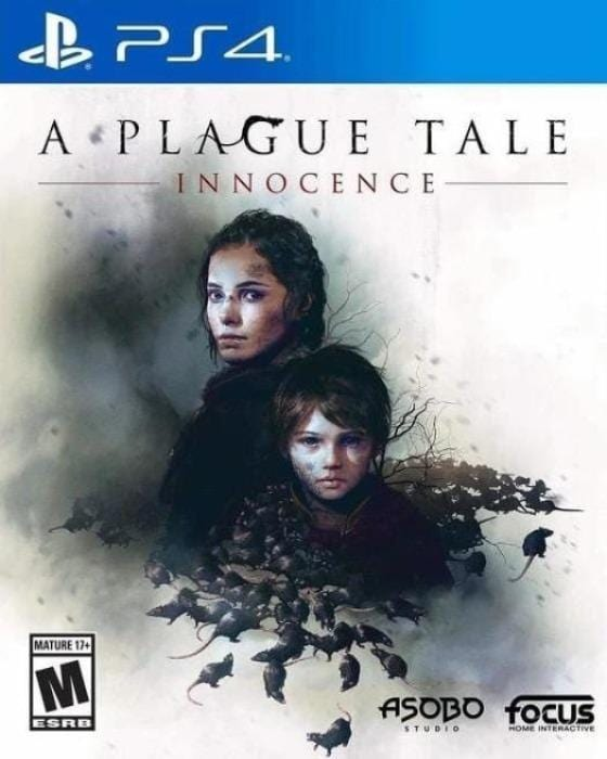 A Plague Tale Innocence PlayStation 4 - Gandorion Games