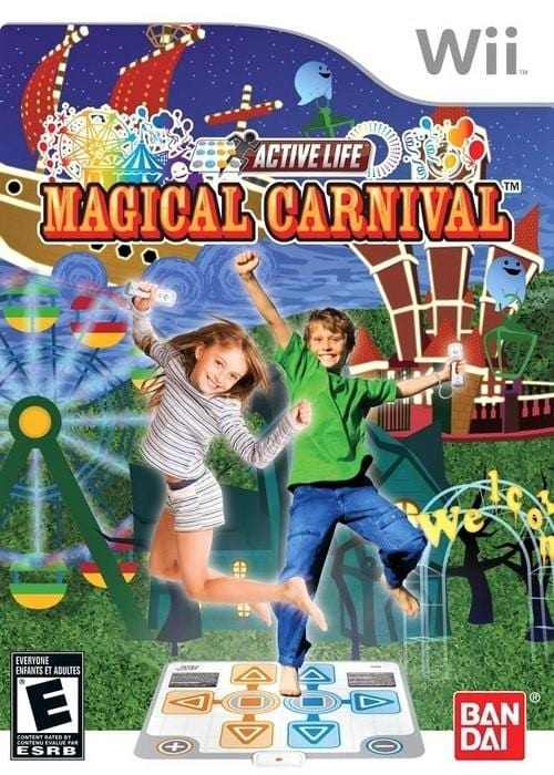 Active Life Magical Carnival Nintendo Wii Game - Gandorion Games