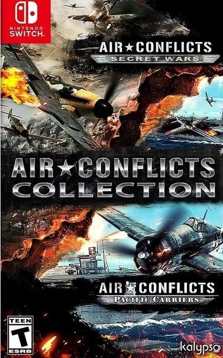 Air Conflicts Collection Nintendo Switch - Gandorion Games