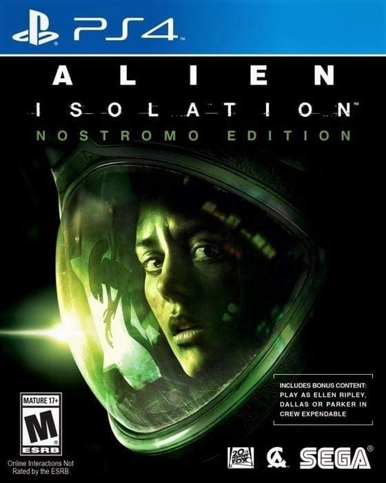 Alien Isolation Nostromo Edition - Sony PlayStation 4 Game