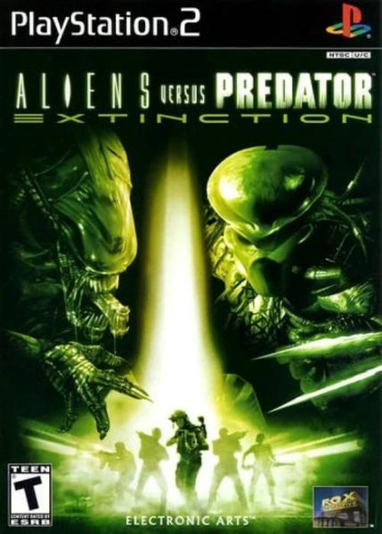 Aliens vs. Predator Extinction - Sony PlayStation 2