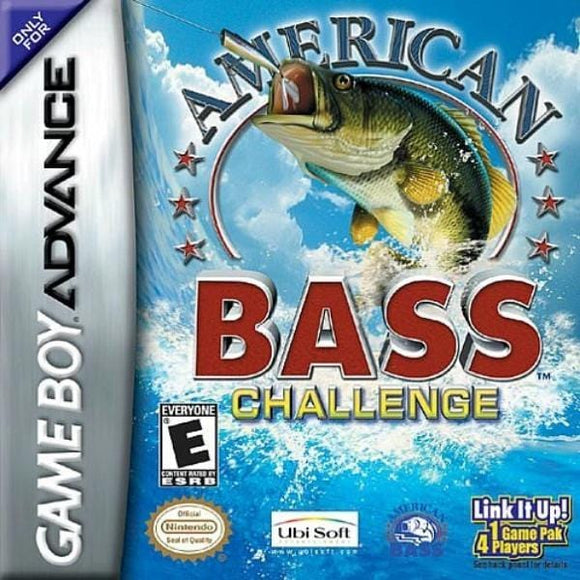 American Bass Challenge Nintendo Game Boy Advance - Gandorion Games