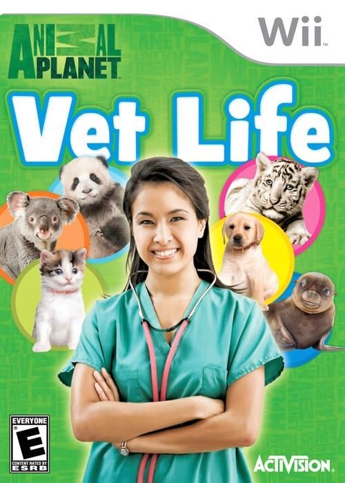 Animal Planet Vet Life Nintendo Wii Game - Gandorion Games