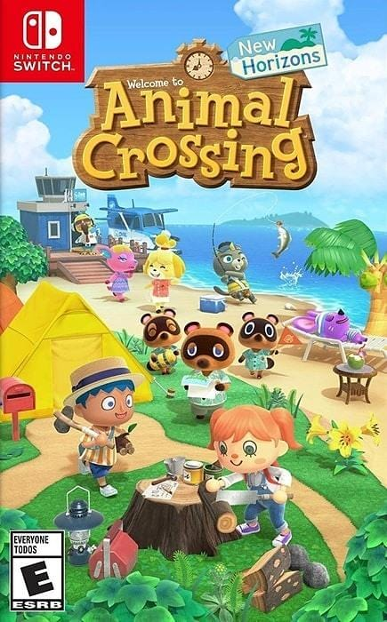 Animal Crossing New Horizons Nintendo Switch Game - Gandorion Games