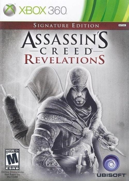 Assassin's Creed Revelations (Signature Edition) Microsoft Xbox 360 - Gandorion Games