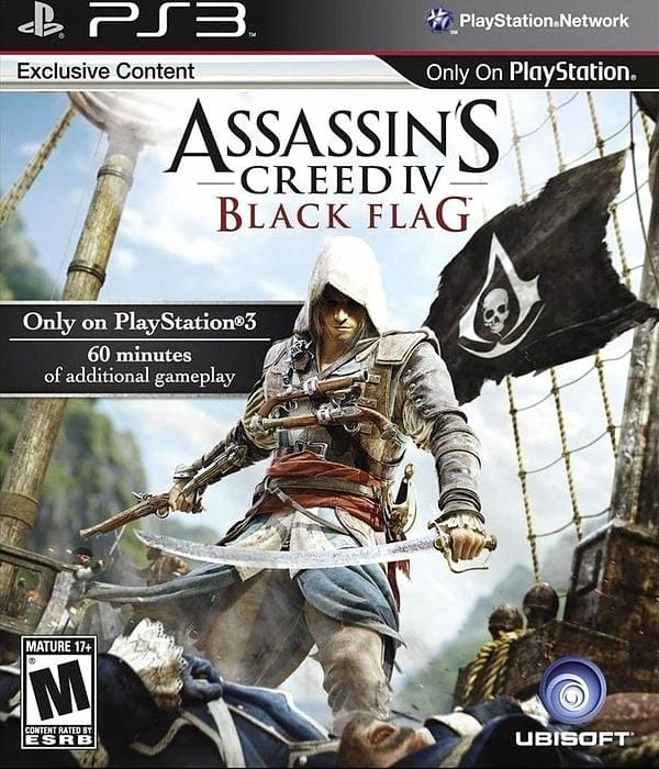 Assassin's Creed Black Flag PlayStation 3 - Gandorion Games