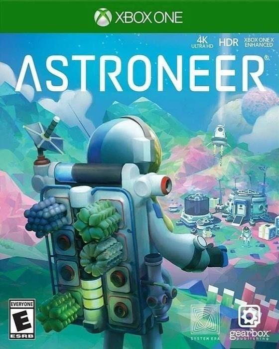 Astroneer Xbox One Microsoft Xbox One Game - Gandorion Games