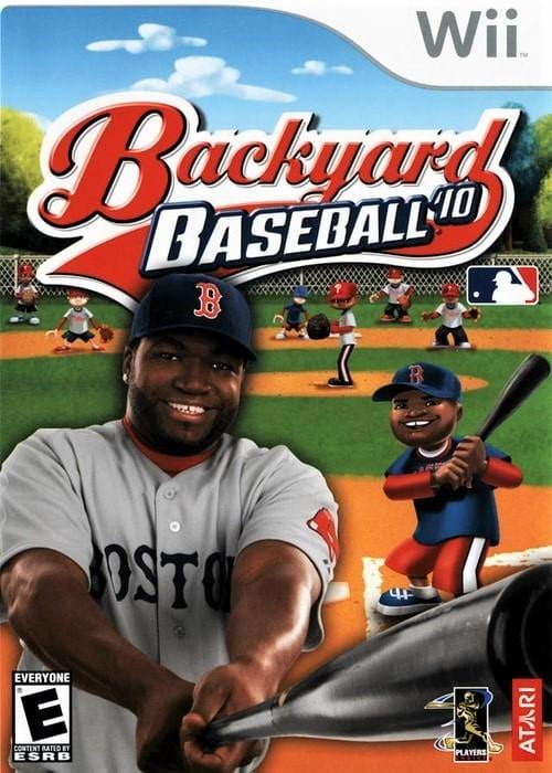 Backyard Baseball '10 Nintendo Wii Game - Gandorion Games