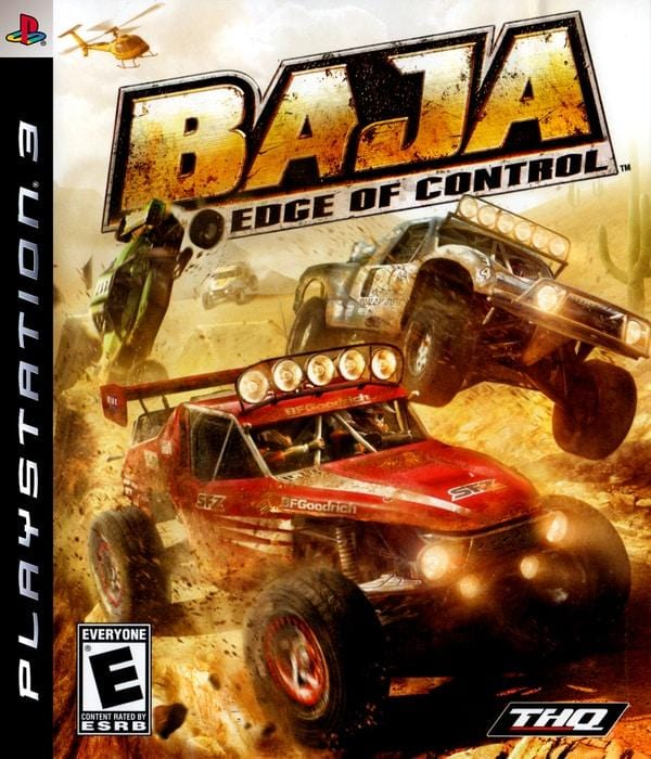 Baja Edge of Control PlayStation 3 - Gandorion Games