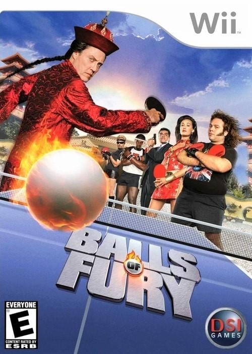 Balls of Fury Nintendo Wii Game - Gandorion Games
