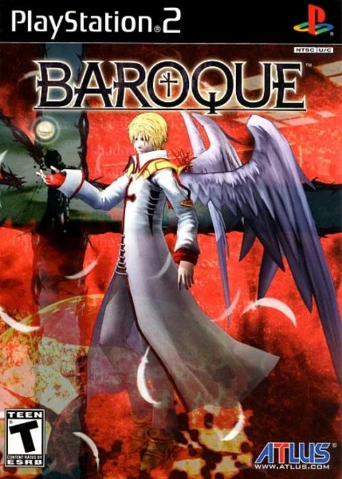 Baroque Sony PlayStation 2 Game - Gandorion Games