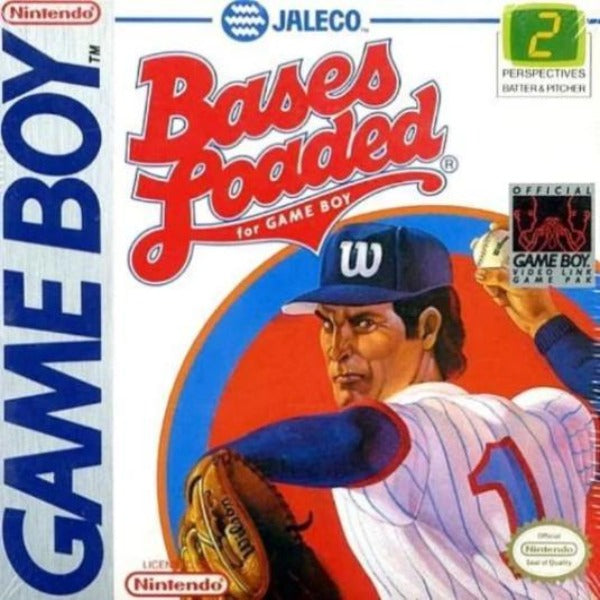 Bases Loaded Nintendo Game Boy - Gandorion Games