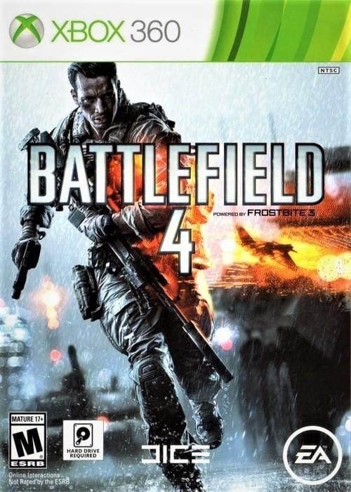 Battlefield 4 Xbox 360 Game - Gandorion Games
