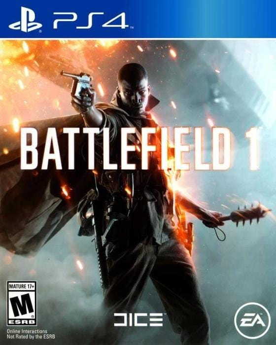 Battlefield Sony PlayStation 4 Game - Gandorion Games