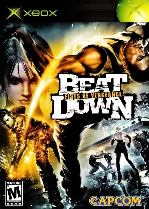 Beat Down Fists of Vengeance Microsoft Xbox Game - Gandorion Games