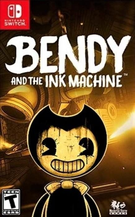 Bendy and the Ink Machine Nintendo Switch Game - Gandorion Games
