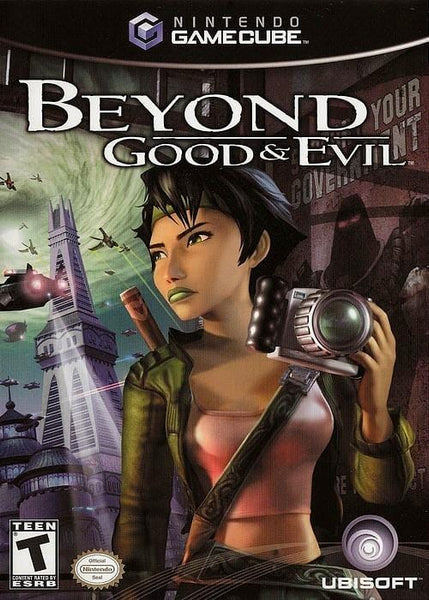 Beyond Good and Evil Nintendo GameCube - Gandorion Games