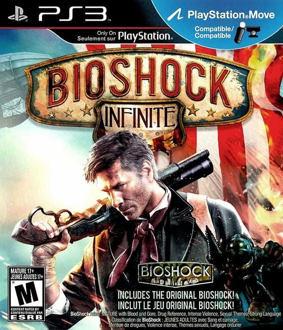 BioShock Infinite PlayStation 3 - Gandorion Games