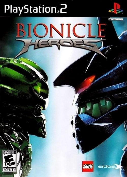 Bionicle Heroes PlayStation 2 - Gandorion Games
