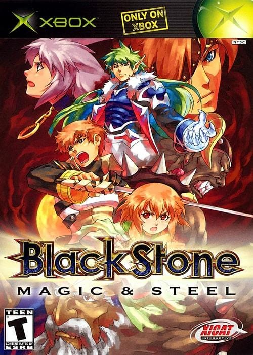 BlackStone Magic and Steel Xbox - Gandorion Games