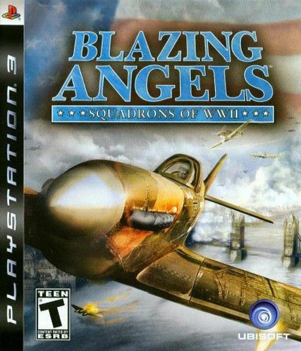 Blazing Angels Squadrons of WWII Sony PlayStation 3 - Gandorion Games
