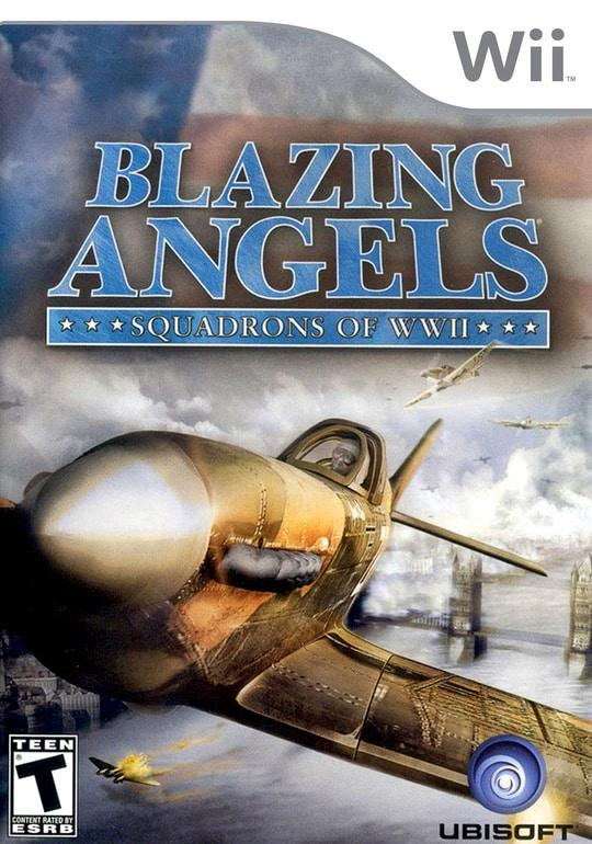 Blazing Angels Squadrons Of WWII Nintendo Wii - Gandorion Games