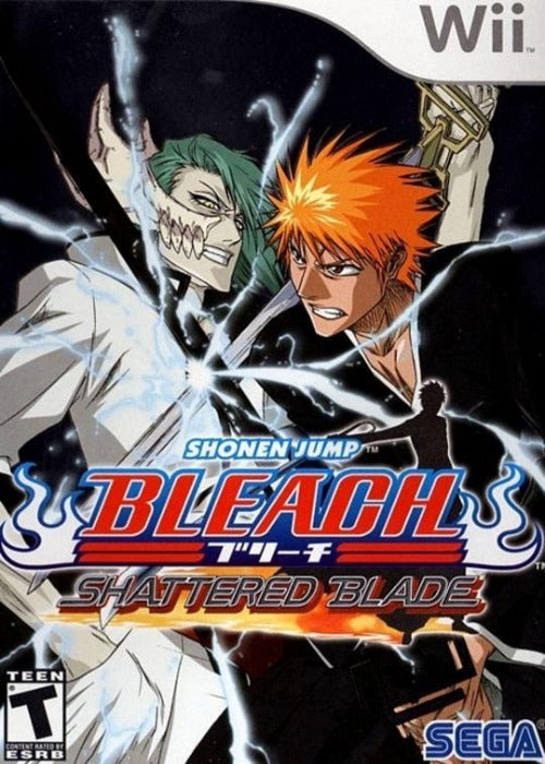 Bleach Shattered Blade Nintendo Wii Game - Gandorion Games
