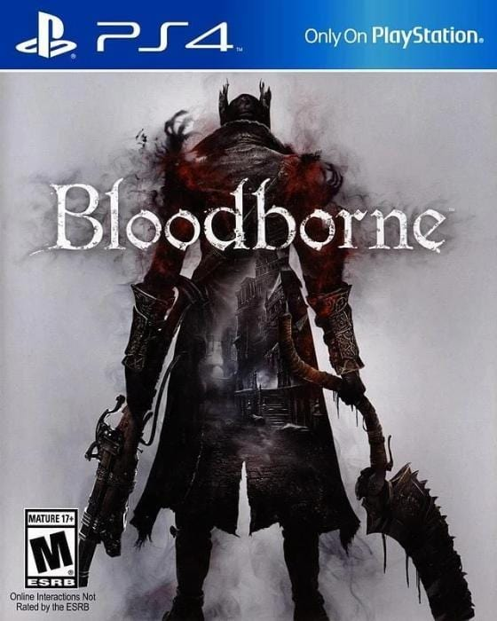 Bloodborne Sony PlayStation 4 - Gandorion Games