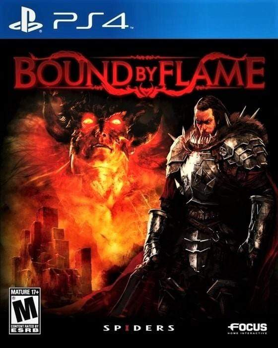 Bound by Flame Playstation 4 - Gandorion Games