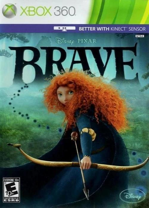 Brave The Video Game Microsoft Xbox 360 - Gandorion Games